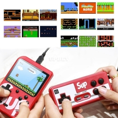 400 in 1 SUP Portable Handheld Console Retro Games + Controller 2 Players Included Nostalgic