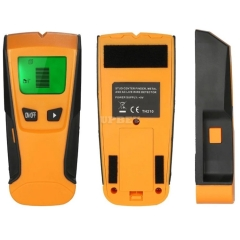 3 in1 Metal Detectors PinPointer Center Finder Search Metal and AC Live Wire Detector Wall Scanner Gold Finder ST250