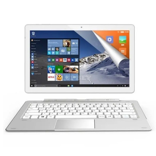 ALLDOCUBE iWork10 Pro 64GB Intel Atom X5 Z8330 10.1 FHD Screen ROM Windows Wifi White Tablet + Keyboard