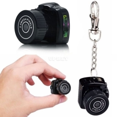 Y2000 Ultra Mini DV Pocket Digital Video Recorder Camera Camcorder HD Outdoor Sports