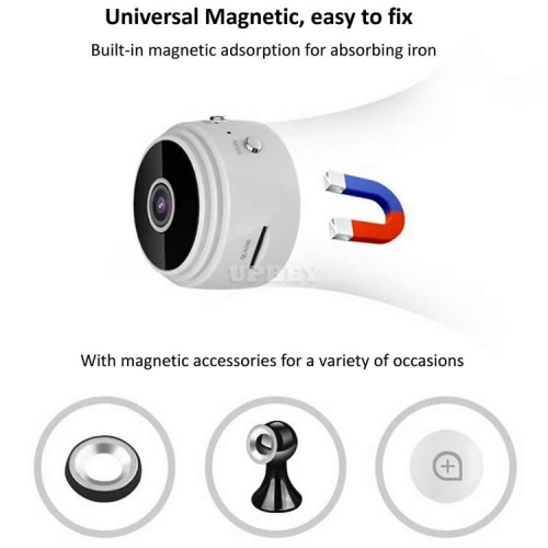 A9 Wifi Micro Camera IP Full HD 1080P Night Vision Motion Detection & Infrared Security Spy