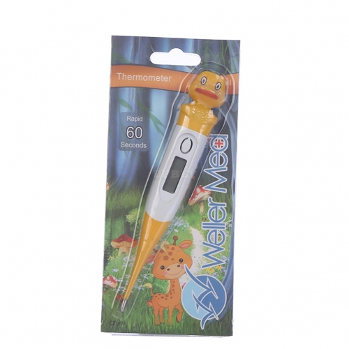 Cute Animals Diagnostic Digital Monitor Thermometer for Baby Children
