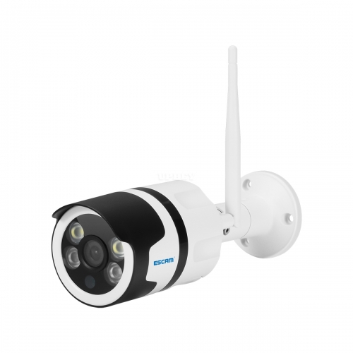 ESCAM QF508 Security Camera – 1/4-Inch CMOS, 1080P Full-HD, 10m Night Vision, Motion Detection, Dual-Audio, APP Support