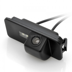 Reversing Car Camera - For Volkswagen Vehicles, 2x LEDs, PAL, 420TVL, Weatherproof