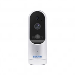 ESCAM QF210 Wireless Camera - H.264, 1.3M CMOS, 960P, PIR, 3000mAh Battery, TF Card Slot, Night Vision