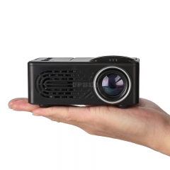 Mini Projector LCD LED Portable Projector Home Theatre Cinema Video Media Player