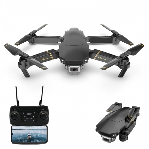 GD89 WIFI FPV with 1080P HD Camera 15 Minutes Flight Time High Hold Mode Foldable Arm RC Quadcopter Drone VS E58 MAVIC 2