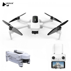 Hubsan H117S Zino GPS 5G WiFi 1KM FPV with 4K UHD Camera 3-Axis Gimbal RC Drone Quadcopter RTF  Without Storage Bag
