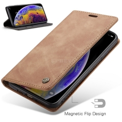 Flip Cover Case PU Leahter Stand Wallet Magnetic Protect for Apple iPhone 11 Pro Max SE 2020 XS Max 7 8 Plus Samsung Huawei Xiaomi