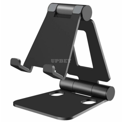 Universal Desktop Holder Tablet Stand For iPad 9.7 10.2 10.5 11 Mini inch Rotation Aluminium Tablet Stand secure For Samsung Xiaomi iPhone